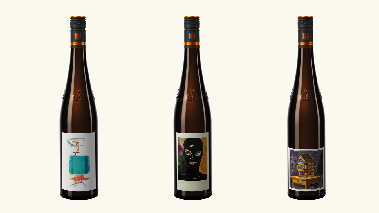 Riesling Triptychon 2021