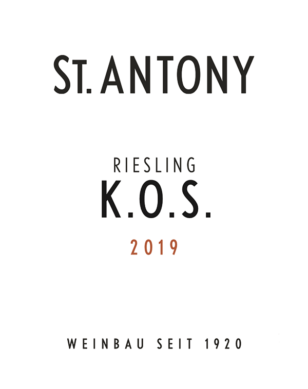 K.O.S. Riesling trocken