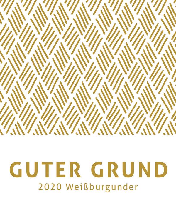 Guter Grund Weissburgunder